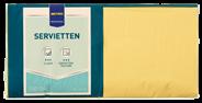 Metro Professional Servetten 33 cm 2-laags geel 250 stuks
