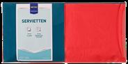 Metro Professional Servetten 40 cm 3-laags rood 250 stuks