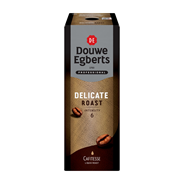 Douwe Egberts Cafitesse Delicate roast 1,25 liter