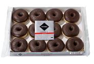 Rioba Black Crumble Donut 12 stuks