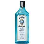 Bombay Sapphire Gin Distilled London Dry 1 l Fles