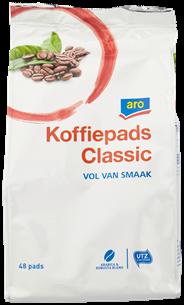 Aro Koffiepads classic 48 stuks