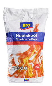 Aro Houtskool 10 kg