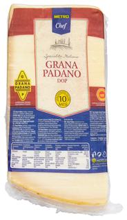 Metro Chef Grana Padano 10 maanden ca. 1 kg