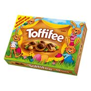 Toffifee A Hazelnut in Caramel with Creamy Nougat and Chocolate 48 Stuks 400 g