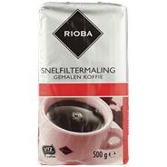 Rioba rood snelfiltermaling 12 x 500 gram