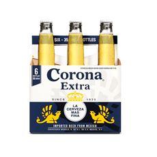 Corona Extra Mexicaans Pils Bier Flessen 12 x 355 ml