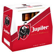 Jupiler fles 3 x 8 x 284 ml