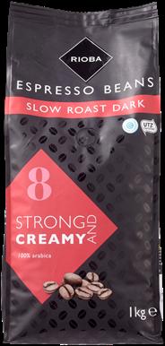 Rioba Dark Roast 1 kg