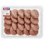 Amerikaanse Hamburgers 20 stuks