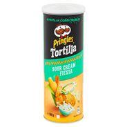 Pringles TORTILLA SOUR CREAM SCT 160g