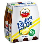Amstel Radler fris 0.0% fles 24 x 30 cl