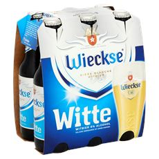 Wieckse Witte Bier fles 24 x 300 ml