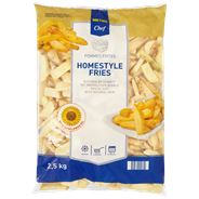 Metro Chef Homestyle Frites 2,5 kg