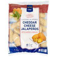Metro Chef Cheddar jalapeños 1 kg