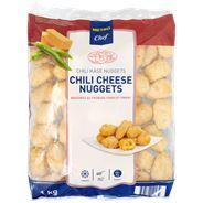 Metro Chef Chilipeper kaasnuggets 1 kg