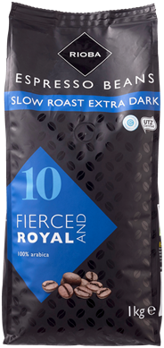 Rioba Extra Dark Roast 1 kg
