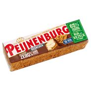 Peijnenburg gesneden ontbijtkoek Zero Volkoren 475 gram Wikkel