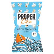 Propercorn Lightly Sea Salted 12 x 20 gram