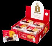 Boom - Roomboter rozijnencake - 75 gram/ per stuk