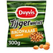 Duyvis Tijgernoten Bacon Kaas 300 gr