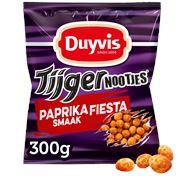 Duyvis Tijgernootjes Paprika Fiësta 300 gram