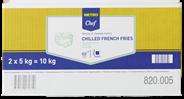 Metro Chef Frites 10 mm 10 kg
