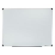 Nobo Classic Steel Whiteboard (450x300), staal met aluminium lijst, magnetisch, in retailverpakking