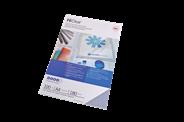 GBC HiClear Bindomslagen A4 PVC 180 micron Transparant (100)