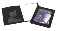 Rexel Presentation Displayboek A3 24 Showtassen Zwart