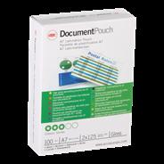 GBC Document Lamineerhoezen A7 2x125 micron Glanzend (100)