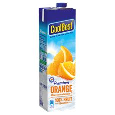 CoolBest Premium orange 12 x 1 liter