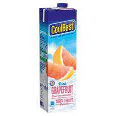 CoolBest Pink Grapefruit 1 L