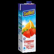 CoolBest Strawberry hill 1 liter