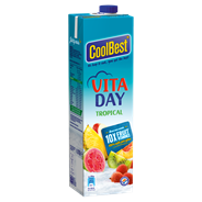 CoolBest VitaDay tropical 1 liter