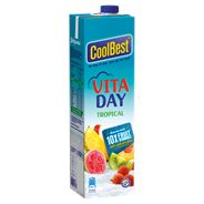 CoolBest VitaDay Tropical 1 L