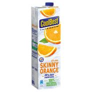 Cool Best Premium orange 30% minder suiker