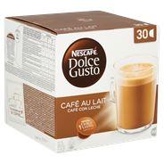NESCAFÉ® Dolce Gusto® Café au Lait XL 30 Capsules