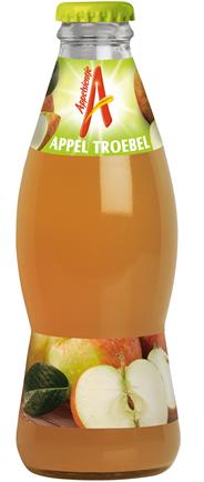Appelsientje Appelsap troebel fles 24 x 200 ml