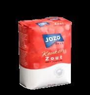 Jozo Fijn keukenzout met jodium 12 x 1 kg