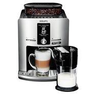 Krups EA82FE Volautomatische espressomachine One-Touch-Cappuccino Latt'Espress Zilverkleur