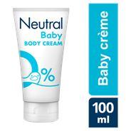 Neutral Baby Crème Parfumvrij 100 ml