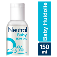 Neutral Baby Huidolie Parfumvrij 150 ml
