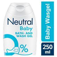 Neutral Baby Wasgel Parfumvrij 250 ml
