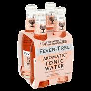 Fever tree arom tonic w 4x0.2l