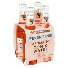 Fever tree arom tonic w 4x0.2l