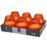 Metro Professional Bistro glas 6 stuks amber