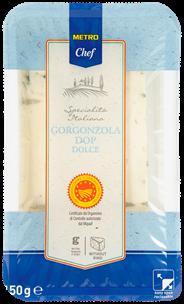 Metro Chef Gorgonzola dolce zonder korst 150 gram