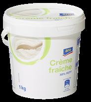 Aro Crème Fraîche  38% 1 kg