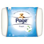 Page® Origineel Schoon Vochtig Toiletpapier Startverpakking 38 Stuks